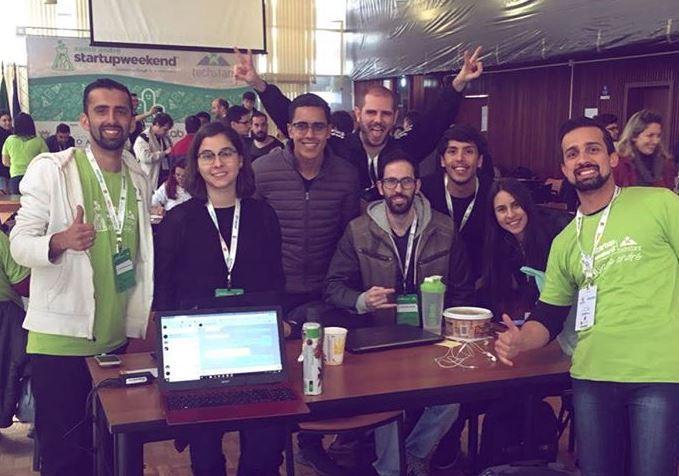Startup weekend en Santo Andé, Sao Paulo