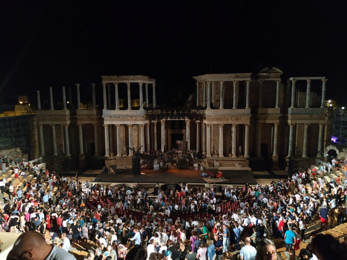 festival de teatro clásico de Mérida